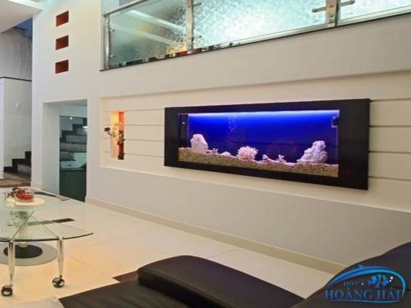 ho-ca-treo-tuong-1505 Thi công hồ cá treo tường thẩm mỹ cao giá rẻ