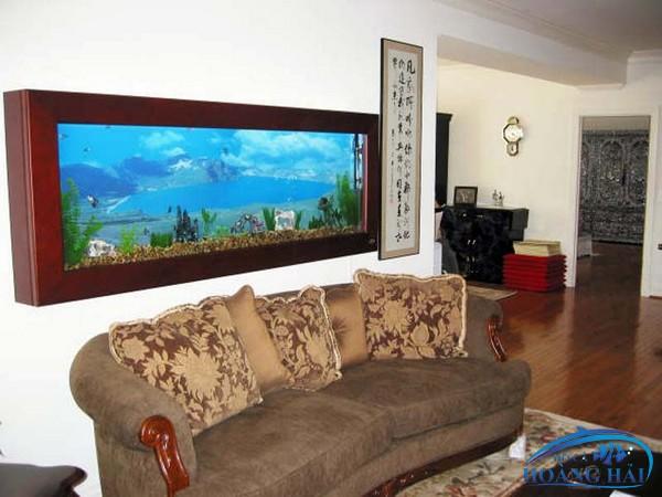 ho-ca-treo-tuong-1506 Thi công hồ cá treo tường thẩm mỹ cao giá rẻ